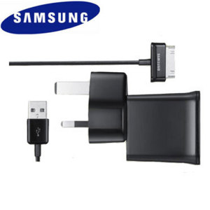 Official Samsung Galaxy Tab Mains Charger