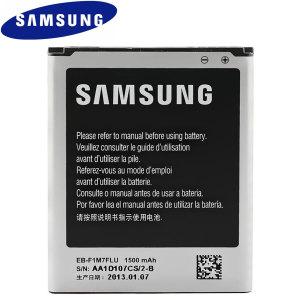 Official Samsung i8190 Galaxy S3 Mini Battery - EB-F1M7FLU