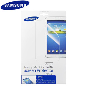 Official Samsung Screen Protector for Galaxy Tab 3 7.0