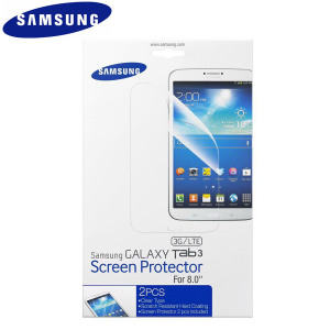 Official Samsung Screen Protector for Galaxy Tab 3 8.0