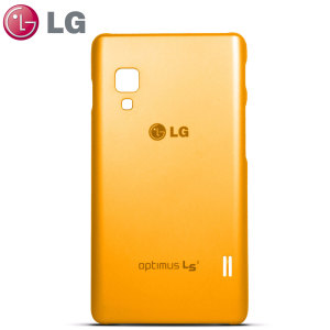 Official Ultra Slim LG Optimus L5 II Case - Orange