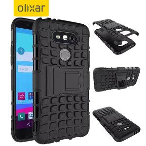 Olixar ArmourDillo LG G5 Protective Case - Black