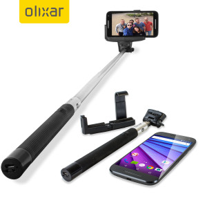 Olixar Bluetooth Selfie Stick for Android and Apple Devices