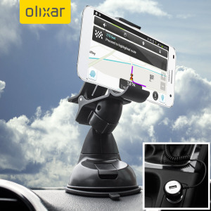 Olixar DriveTime Huawei Ascend G7 Car Holder & Charger Pack