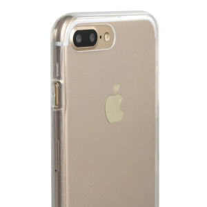 Olixar FlexiCover Complete Protection iPhone 7S Plus Gel Case - Clear