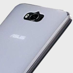 Olixar FlexiShield Asus Zenfone Max Gel Case - Frost White