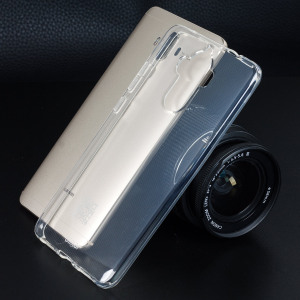 Olixar FlexiShield Huawei Mate 9 Gel Case - 100% Clear