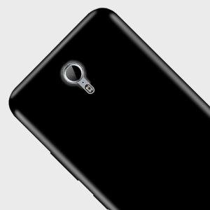 Olixar FlexiShield Lenovo Zuk Z1 Gel Case - Solid Black