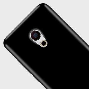Olixar FlexiShield Meizu Pro 6 Gel Case - Solid Black