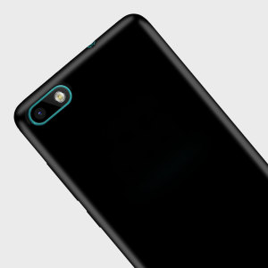 Olixar FlexiShield Wiko Lenny 3 Case - Black
