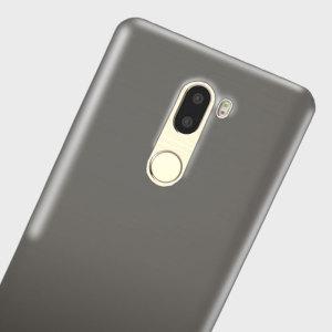 Olixar Flexishield Xiaomi Mi 5s Plus Gel Case - Smoke Black