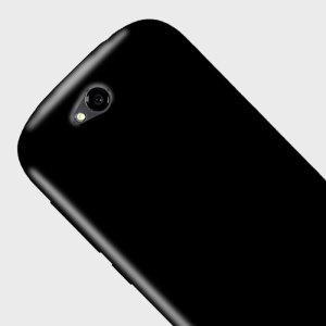 Olixar FlexiShield Yota YotaPhone 2 Gel Case - Solid Black