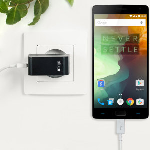 Olixar High Power 2.4A OnePlus 2 Charger - EU Mains