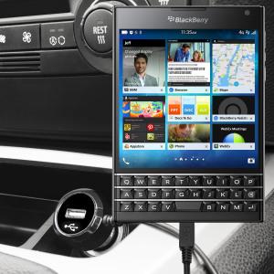 Olixar High Power BlackBerry Passport Car Charger