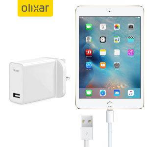 Olixar High Power iPad Mini 4 Charger - Mains