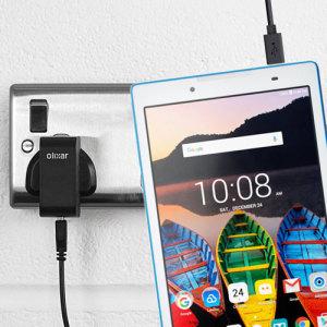 Olixar High Power Lenovo Tab3 8 / 7 Charger - Mains