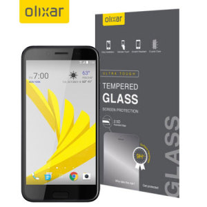 Olixar HTC Bolt / 10 evo Tempered Glass Screen Protector