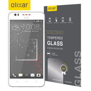 Olixar HTC Desire 825 Tempered Glass Screen Protector