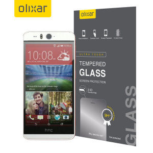 Olixar HTC Desire Eye Tempered Glass Screen Protector