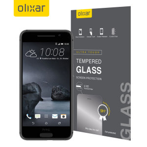 Olixar HTC One A9 Tempered Glass Screen Protector