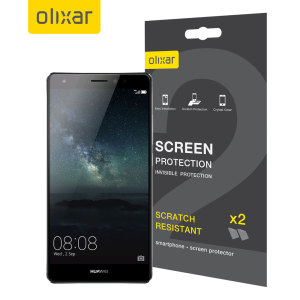 Olixar Huawei Mate S Screen Protector 2-in-1 Pack