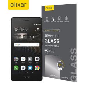 Olixar Huawei P9 Lite Tempered Glass Screen Protector