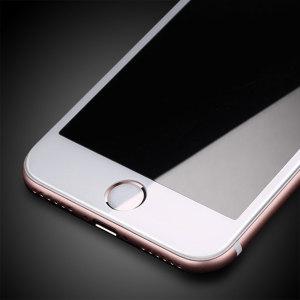 Olixar iPhone 7 Plus Edge to Edge Glass Screen Protector - White