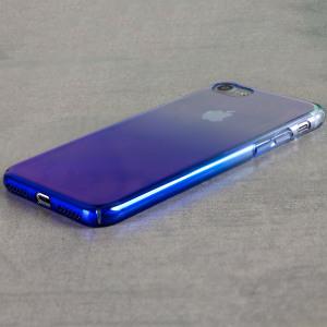 Olixar Iridescent Fade iPhone 7 Case - Blue Dream