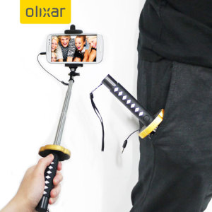 Olixar Ninja Katana Selfie Stick for Android and Apple Devices
