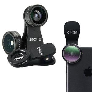 Olixar Premium HD Camera Lens Kit