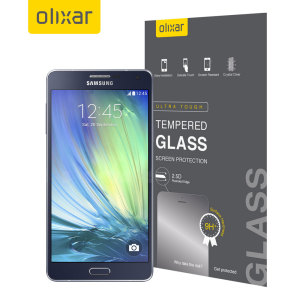Olixar Samsung Galaxy A7 2015 Glass Screen Protector
