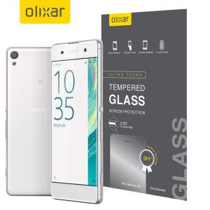 Olixar Sony Xperia XA Tempered Glass Screen Protector