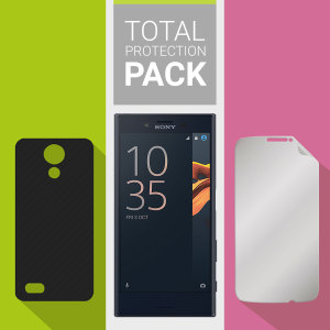 Olixar Total Protection Sony Xperia X Compact Case & Screen Protector