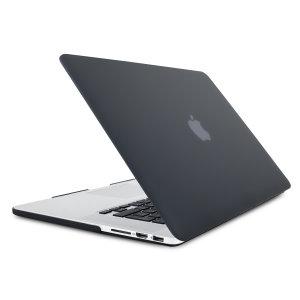 Olixar ToughGuard MacBook Pro 15 Retina Hard Case - Black