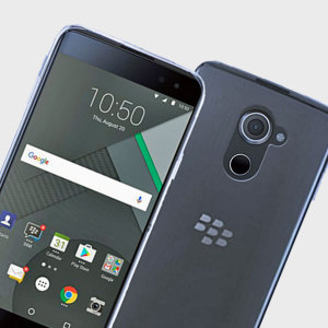 Olixar Ultra-Thin BlackBerry DTEK60 Gel Case - 100% Clear