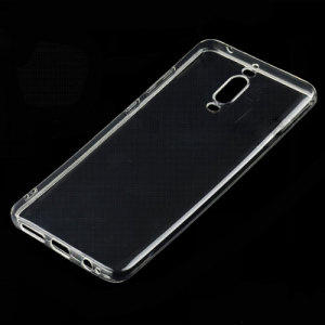 Olixar Ultra-Thin Huawei Mate 9 Pro Gel Case - Crystal Clear
