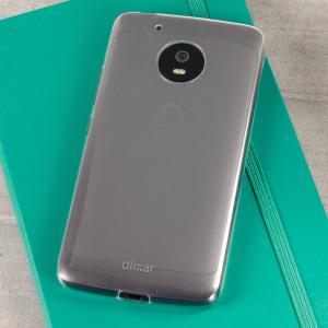 Olixar Ultra-Thin Motorola Moto G5 Plus Gel Case - 100% Clear