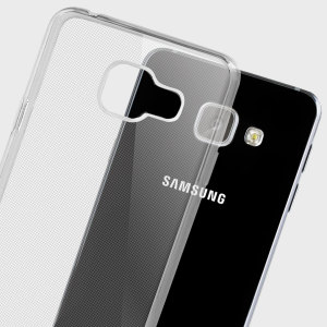 Olixar Ultra-Thin Samsung Galaxy A3 2016 Case - 100% Clear