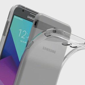 Olixar Ultra-Thin Samsung Galaxy J3 2017 Case - 100% Clear