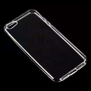 Olixar Ultra-Thin Vodafone Smart Ultra 7 Gel Case - Crystal Clear