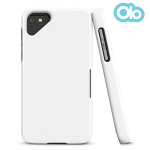 Olo Simple Case Blackberry Z10 - White