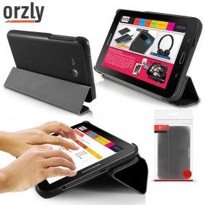 Orzly Samsung Galaxy Tab 3 Lite 7.0 Slim Rim Case - Black