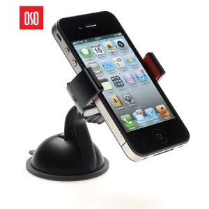 Oso U-Grip Case Compatible Car Mount