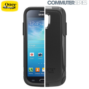 OtterBox Commuter Series for Samsung Galaxy S4 Mini - Black