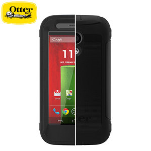 OtterBox Defender Series for Moto G - Black