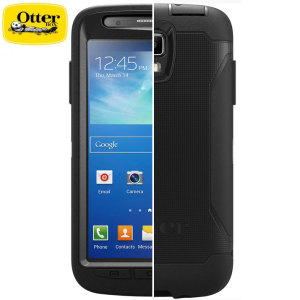 OtterBox Defender Series for Samsung Galaxy S4 Active - Black