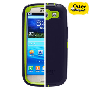 OtterBox For Samsung Galaxy S3 Defender Series - Atomic
