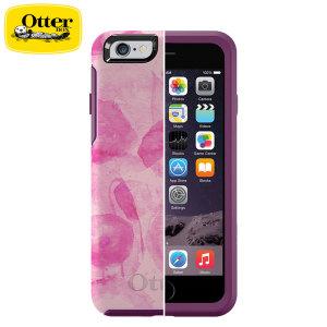 OtterBox Symmetry iPhone 6S / 6 Case - Poppy Petal