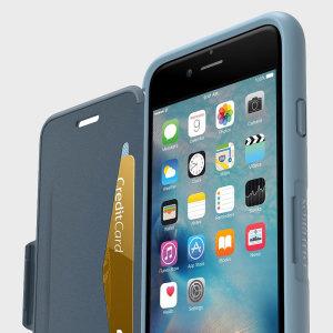 OtterBox Symmetry iPhone 6S / 6 Folio Wallet Case - Blue