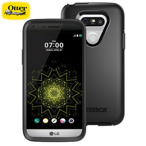 OtterBox Symmetry LG G5 Case - Black